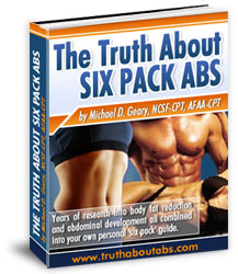 The Truth About Six Pack Abs Package